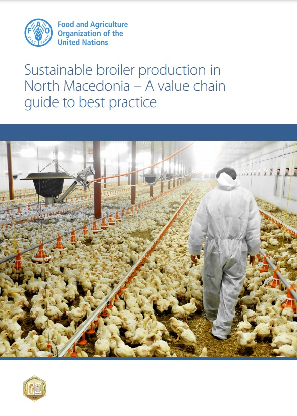 Sustainable broiler production in North Macedonia