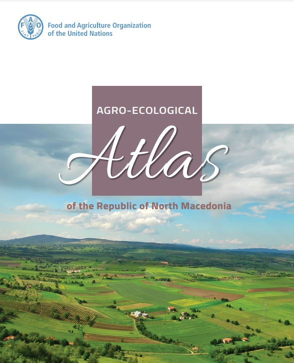 Agro-ecological Atlas of the Republic of North Macedonia